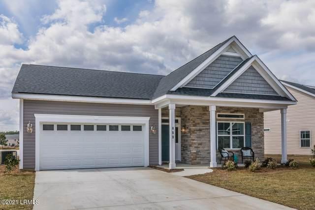 58 Newton Terrace, Ridgeland, SC 29936 (MLS #172263) :: Coastal Realty Group