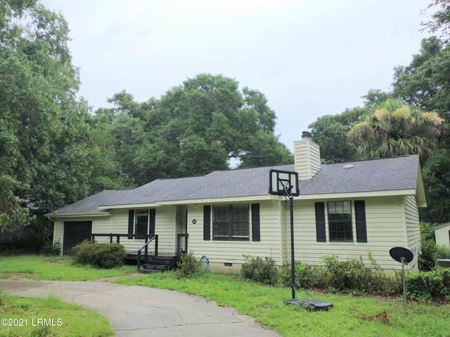 40 Sunset Boulevard, Beaufort, SC 29907 (MLS #172300) :: RE/MAX Island Realty