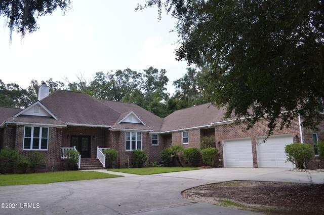 36 Oakleigh Drive, Hardeeville, SC 29927 (MLS #172322) :: Coastal Realty Group