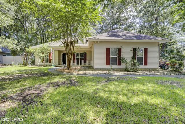 4 Chechessee Bluff Circle, Bluffton, SC 29909 (MLS #172354) :: RE/MAX Island Realty