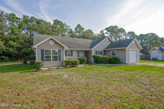 9 Shiney Leaf Court, Beaufort, SC 29907 (MLS #172360) :: RE/MAX Island Realty