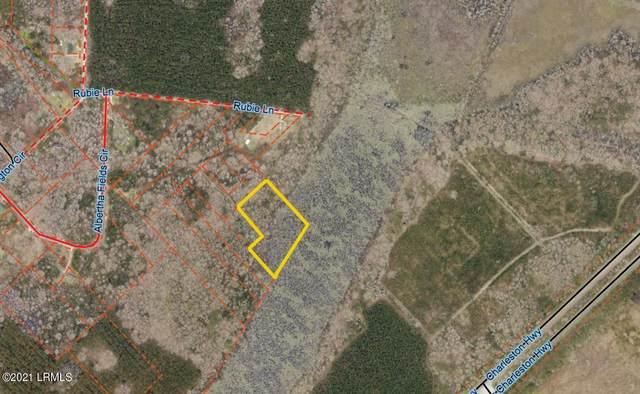 Tbd Rubie Lane, Yemassee, SC 29945 (MLS #172374) :: Shae Chambers Helms | Keller Williams Realty