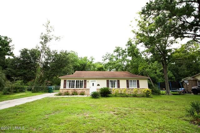 1717 Drayton Drive, Port Royal, SC 29935 (MLS #172400) :: RE/MAX Island Realty