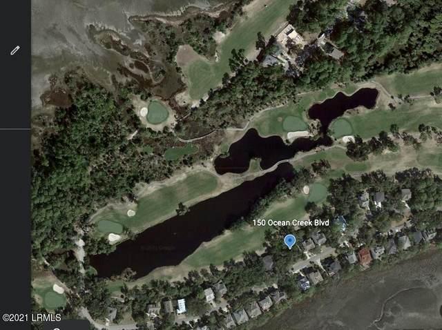 150 Ocean Creek Boulevard, Fripp Island, SC 29920 (MLS #172412) :: Coastal Realty Group