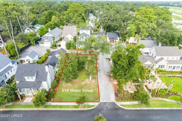 518 Water Street, Beaufort, SC 29902 (MLS #172433) :: Coastal Realty Group