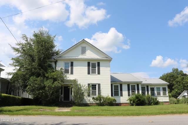 247 4th Street, Estill, SC 29918 (MLS #172505) :: Coastal Realty Group