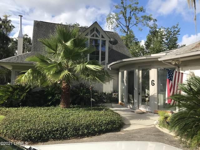 6 Todd Drive, Beaufort, SC 29902 (MLS #172515) :: Coastal Realty Group