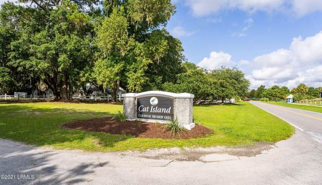12 Ridge Road, Beaufort, SC 29907 (MLS #172528) :: Coastal Realty Group