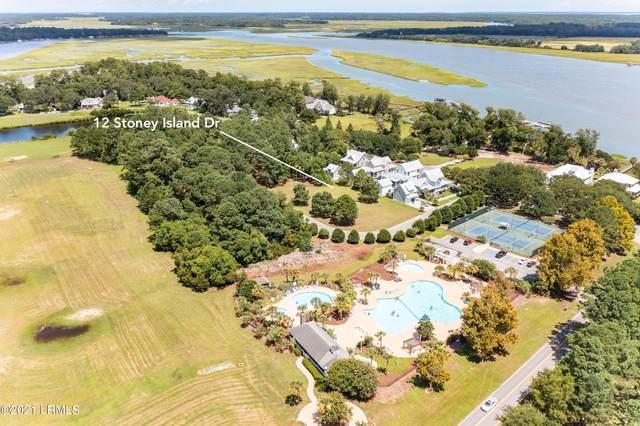 12 Stoney Island Drive, Beaufort, SC 29907 (MLS #172529) :: Coastal Realty Group