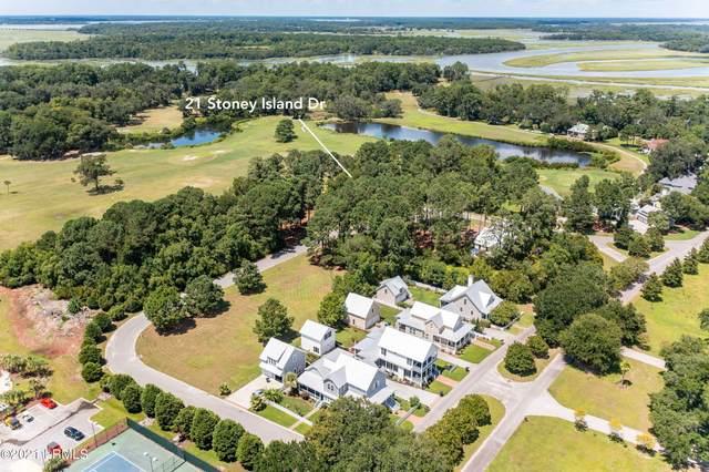 21 Stoney Island Drive, Beaufort, SC 29907 (MLS #172534) :: Coastal Realty Group
