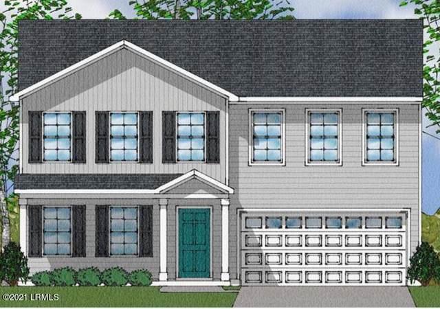 21 Chinquapin Street, Beaufort, SC 29906 (MLS #172571) :: Coastal Realty Group