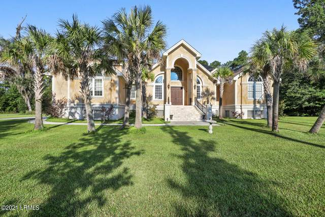 415 Handsome Oak Drive, Hardeeville, SC 29927 (MLS #172576) :: Coastal Realty Group