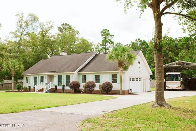 117 Edisto Drive, Hampton, SC 29924 (MLS #172607) :: RE/MAX Island Realty