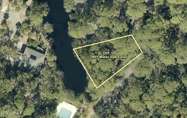 861 Water Oak Cove, Fripp Island, SC 29920 (MLS #172622) :: Coastal Realty Group