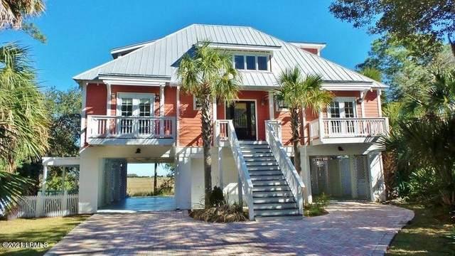 45 Ocean Marsh Lane, Harbor Island, SC 29920 (MLS #172633) :: Coastal Realty Group