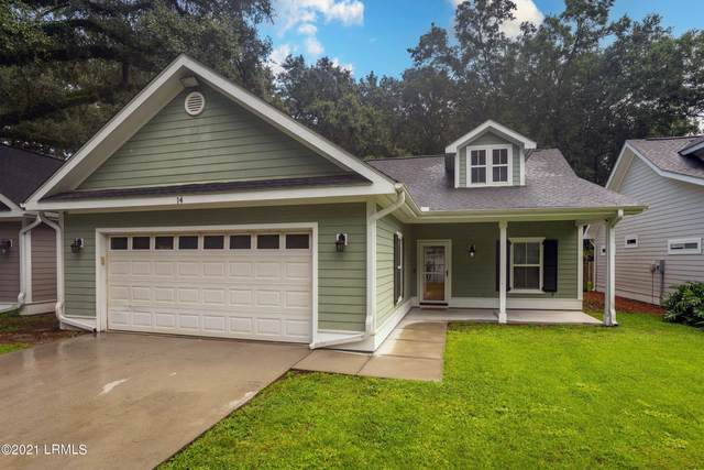 14 Carolina Village Circle, Beaufort, SC 29906 (MLS #172674) :: Coastal Realty Group