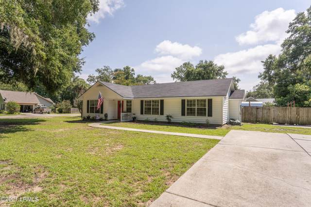 41 Lucy Creek Drive, Beaufort, SC 29907 (MLS #172684) :: RE/MAX Island Realty