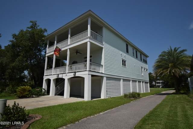 54 Davis Love Drive, Fripp Island, SC 29920 (MLS #172690) :: Coastal Realty Group