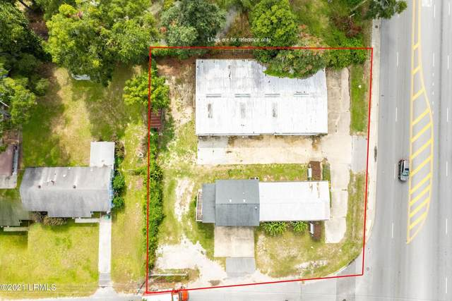 841 Parris Island Gateway, Port Royal, SC 29935 (MLS #172715) :: RE/MAX Island Realty