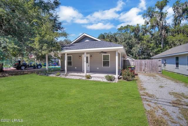 1318 Talbird Road, Beaufort, SC 29902 (MLS #172742) :: Coastal Realty Group