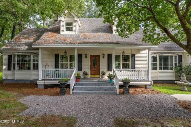 70 Bass Lake Drive, Ridgeland, SC 29936 (MLS #172744) :: Coastal Realty Group