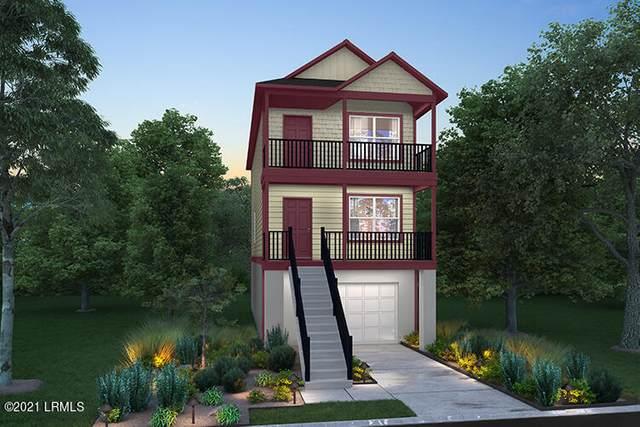 19 Bay Breeze Lane, Beaufort, SC 29907 (MLS #172747) :: Coastal Realty Group