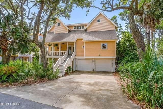 125 Ocean Creek Boulevard, Fripp Island, SC 29920 (MLS #172776) :: Coastal Realty Group