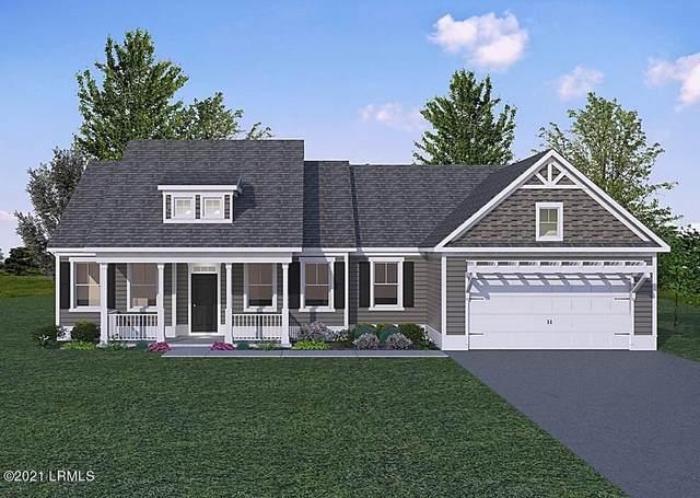 3 White Ibis Drive, Beaufort, SC 29907 (MLS #172779) :: Coastal Realty Group
