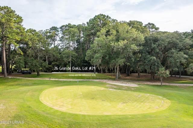 26 Grande Oaks Way, Beaufort, SC 29907 (MLS #172800) :: Coastal Realty Group