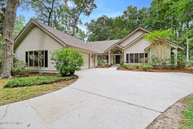 39 Greenwood Drive, Bluffton, SC 29910 (MLS #172813) :: Shae Chambers Helms | Keller Williams Realty