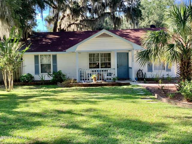 702 Old Shell Court, Port Royal, SC 29935 (MLS #172818) :: RE/MAX Island Realty