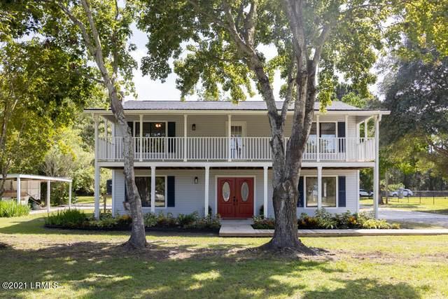 165 Deloss Drive, Ridgeland, SC 29936 (MLS #172827) :: Shae Chambers Helms | Keller Williams Realty