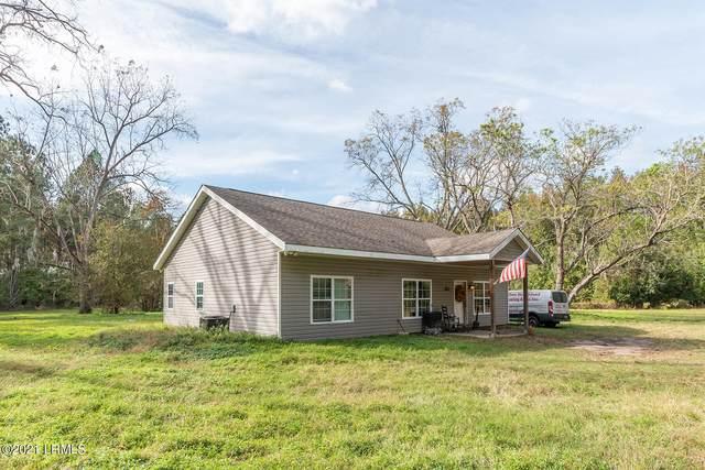 154 Knotty Pines Drive, Estill, SC 29918 (MLS #172833) :: Coastal Realty Group