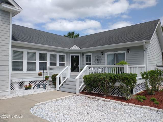 52 Tuscarora Avenue, Beaufort, SC 29907 (MLS #172838) :: Coastal Realty Group