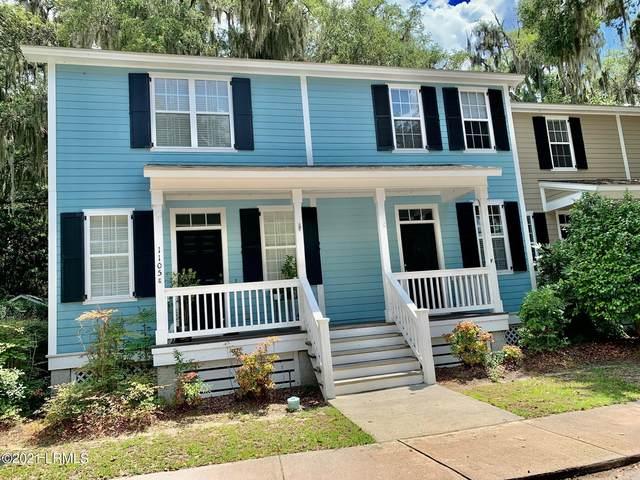 1105 F 13th Street, Port Royal, SC 29935 (MLS #172850) :: Coastal Realty Group