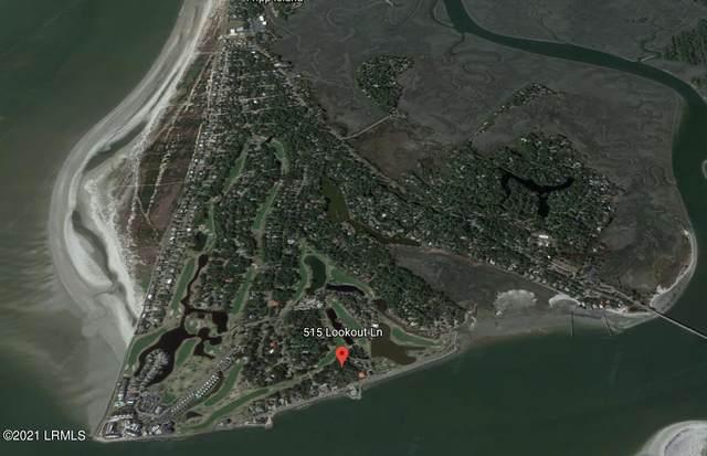 515 Lookout Lane, Fripp Island, SC 29920 (MLS #172862) :: Coastal Realty Group