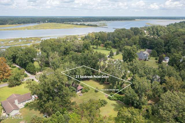21 Seabrook Point Drive, Seabrook, SC 29940 (MLS #172874) :: Coastal Realty Group