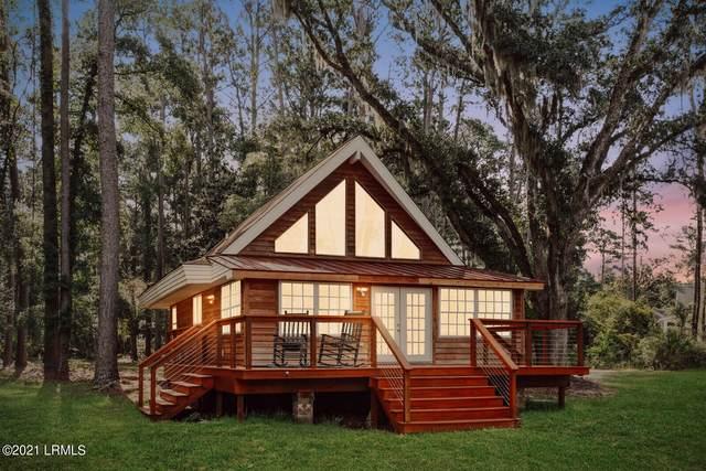44 W River Drive, Beaufort, SC 29907 (MLS #172931) :: Coastal Realty Group