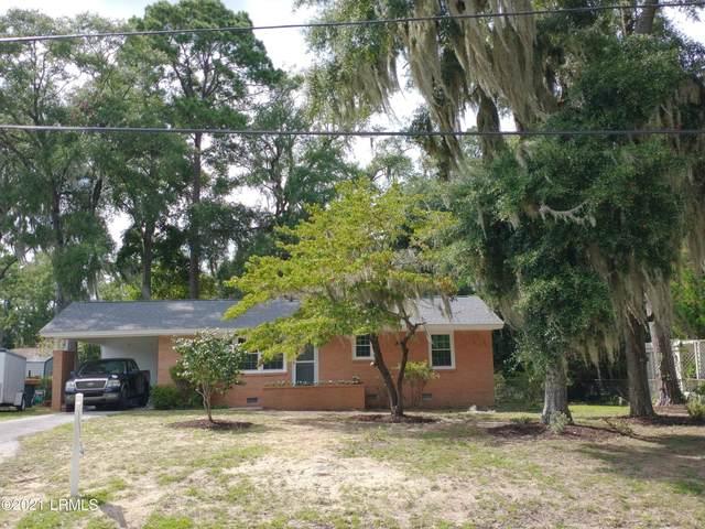 510 Center Drive E, Beaufort, SC 29902 (MLS #172945) :: Coastal Realty Group