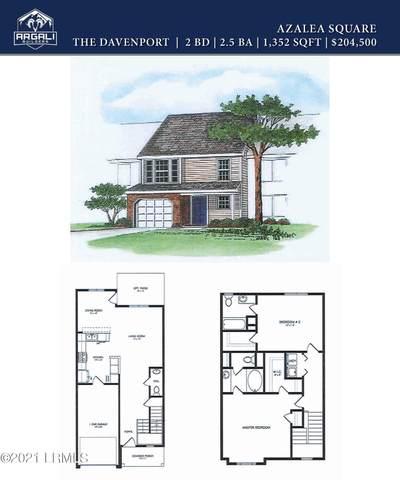 309 Dante Circle, Beaufort, SC 29906 (MLS #172957) :: Coastal Realty Group