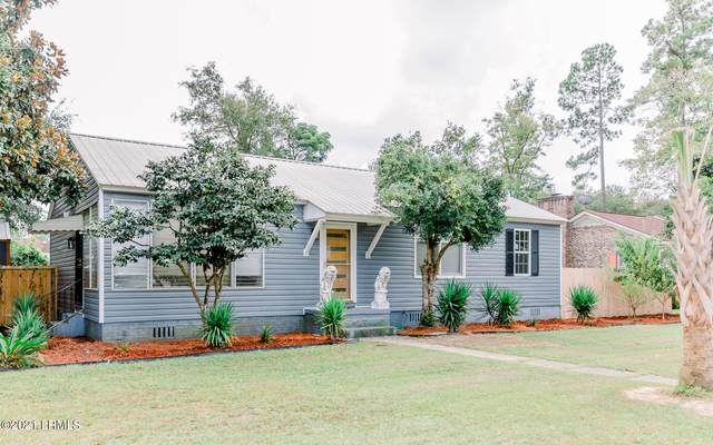 401 Shaw Drive, Hampton, SC 29924 (MLS #172958) :: Coastal Realty Group