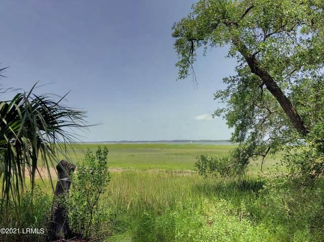 7 Turnstone Drive N, Beaufort, SC 29907 (MLS #172976) :: Coastal Realty Group