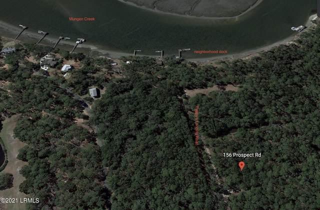 156 Prospect Road, Daufuskie Island, SC 29915 (MLS #172986) :: Coastal Realty Group