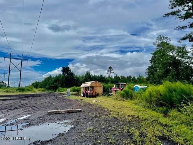 28442 Pocotaligo Road, Yemassee, SC 29945 (MLS #173023) :: Coastal Realty Group