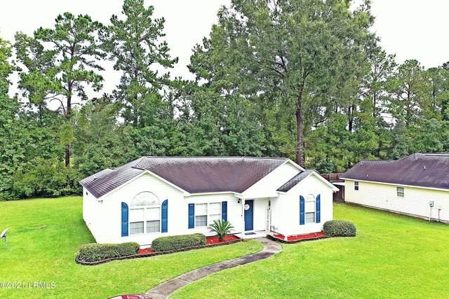38 Cameron Drive, Yemassee, SC 29945 (MLS #173032) :: Coastal Realty Group