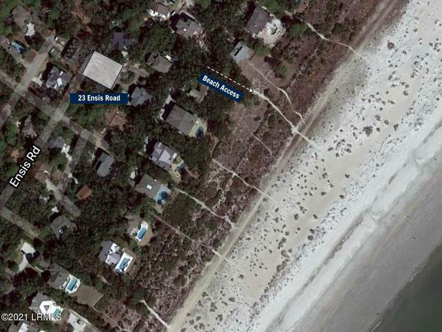 23 Ensis Road, Hilton Head Island, SC 29928 (MLS #173033) :: Coastal Realty Group