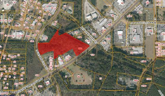 140 Robert Smalls Parkway, Beaufort, SC 29906 (MLS #173075) :: Coastal Realty Group