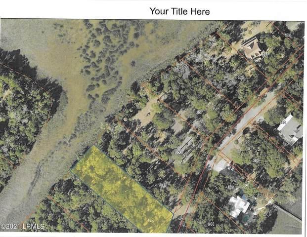 345 Fripp Point Road, St. Helena Island, SC 29920 (MLS #173080) :: Coastal Realty Group
