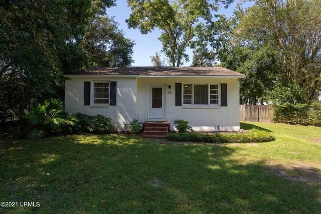166 Williams Street, Beaufort, SC 29902 (MLS #173092) :: Coastal Realty Group