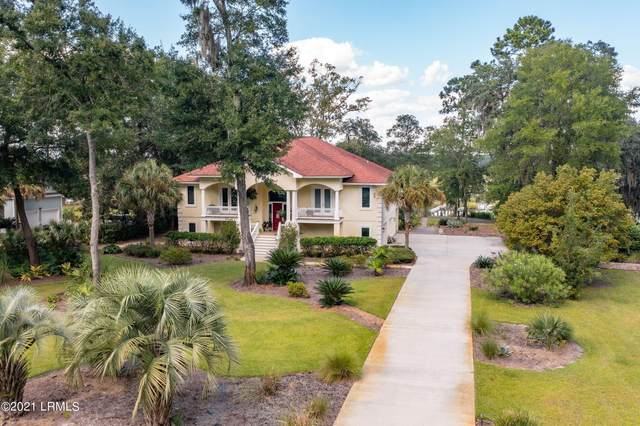 15 Pleasant Place Drive, Beaufort, SC 29907 (MLS #173117) :: Coastal Realty Group